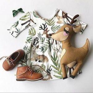 Other - Cute Reindeer Dress